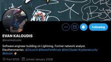 Bitcoin #LightningFriday Discussion with Lightning Developer @evankaloudis