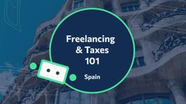 Webinar - Spain Freelancing and Taxes 101