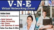 Exclusive Virtual Networking (Online Event) - Do 1 on 1 chat with All Attendees