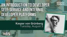 DevOps Monthly Online: Developer self-service and Internal Developer Platforms