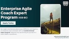 Enterprise Agile Coach Expert Program (ICE-EC)