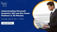 Virtual Meetup - Understanding Microsoft Dynamics 365 and the Power Platform