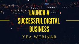 Young Entrepreneurs - Launch A Successful Digital Business This Year!