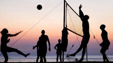 Outdoors Group Volleyball Classes Astoria
