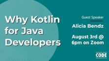 Why Kotlin for Java Developers
