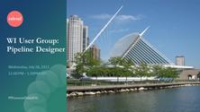 WI User Group - Talend Pipeline Designer