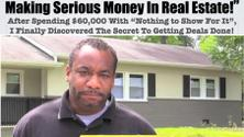 """""""He Routinely Gets 6-Figures Wholesaling Single-Family Houses! Here's How..."""""""