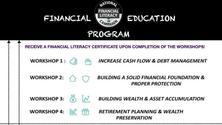 VIRTUAL FINANCE & ENTREPRENEURSHIP WORKSHOPS