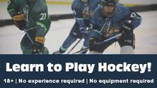 Learn Hockey: Session 1