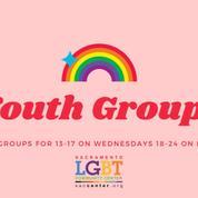 Sacramento LGBTQ Youth Groups