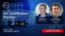 Ai+ Certification Preview