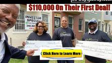 """""""How We Made $110,000 On Our Very First D.C. Real Estate Deal!"""""""