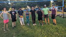 Pershing Field Volleyball (Beginner/Intermediate)