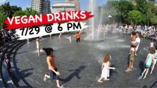 Vegan Drinks - July '21