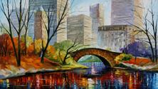 Paint In Central Park!