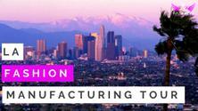 LA Fashion District Manufacturing Tour #10