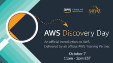 AWS Discovery Day - Virtual Meetup
