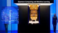 Quantum Computing and Machine Learning