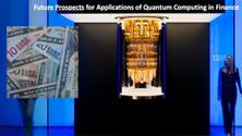 Future Prospects for Applications of Quantum Computing in Finance