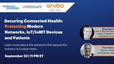 Webinar: Securing Connected Health