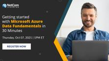 Vitual Meetup - Getting started with Microsoft Azure Data Fundamentals in 30 Min