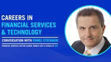 Careers in Financial Services & Technology
