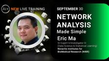 LIVE TRAINING: Network Analysis Made Simple