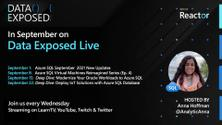 Deep Dive: Deploy IoT solutions with Azure SQL Database | Data Exposed Live