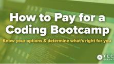 How to Pay for a Coding Bootcamp - Virtual