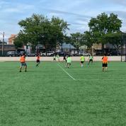 Soccer In Queens