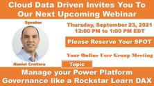 Manage your Power Platform Governance like a Rockstar