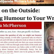 California Writers Club — Marin Branch