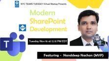 Modern SharePoint Development
