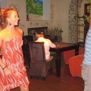 Friday Salsa Dancing Meetup Group in Deep Dance Studio