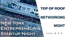 October 25 - NY's Biggest Startup & Entrepreneur Business Networking Mixer