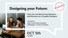 How You Can Boost Your Business and Revenue as a Graphic Designer