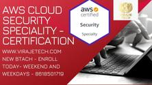 AWS Cloud Security Speciality