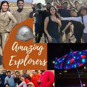 Amazing Explorers ~ It's all about Travel & Adventure