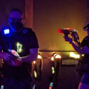 Laser Tag and other gamenight fun