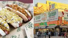 NYC Nathan's Hot Dog Ride, C+, 38 miles