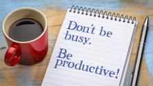 Productivity in Job Search: How to Stop Wasting Time