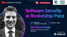 Software Security at Rocketship Pace
