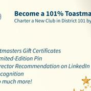 District 101 Toastmasters