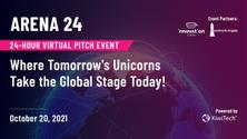 Arena 24: 24 Virtual Pitch Event