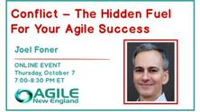 Conflict – The Hidden Fuel For Your Agile Success by Joel Foner