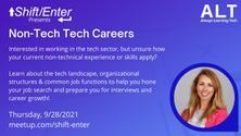 ALT: Non-Tech Tech Careers