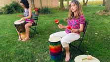 Well Today Drum Circle