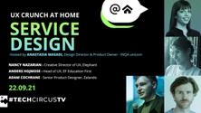 UX Crunch at Home: Service Design