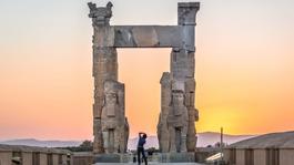 Virtual tour of Persepolis - the ancient capital of Persia