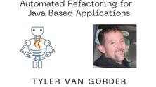 Automated Refactoring for Java-Based Applications